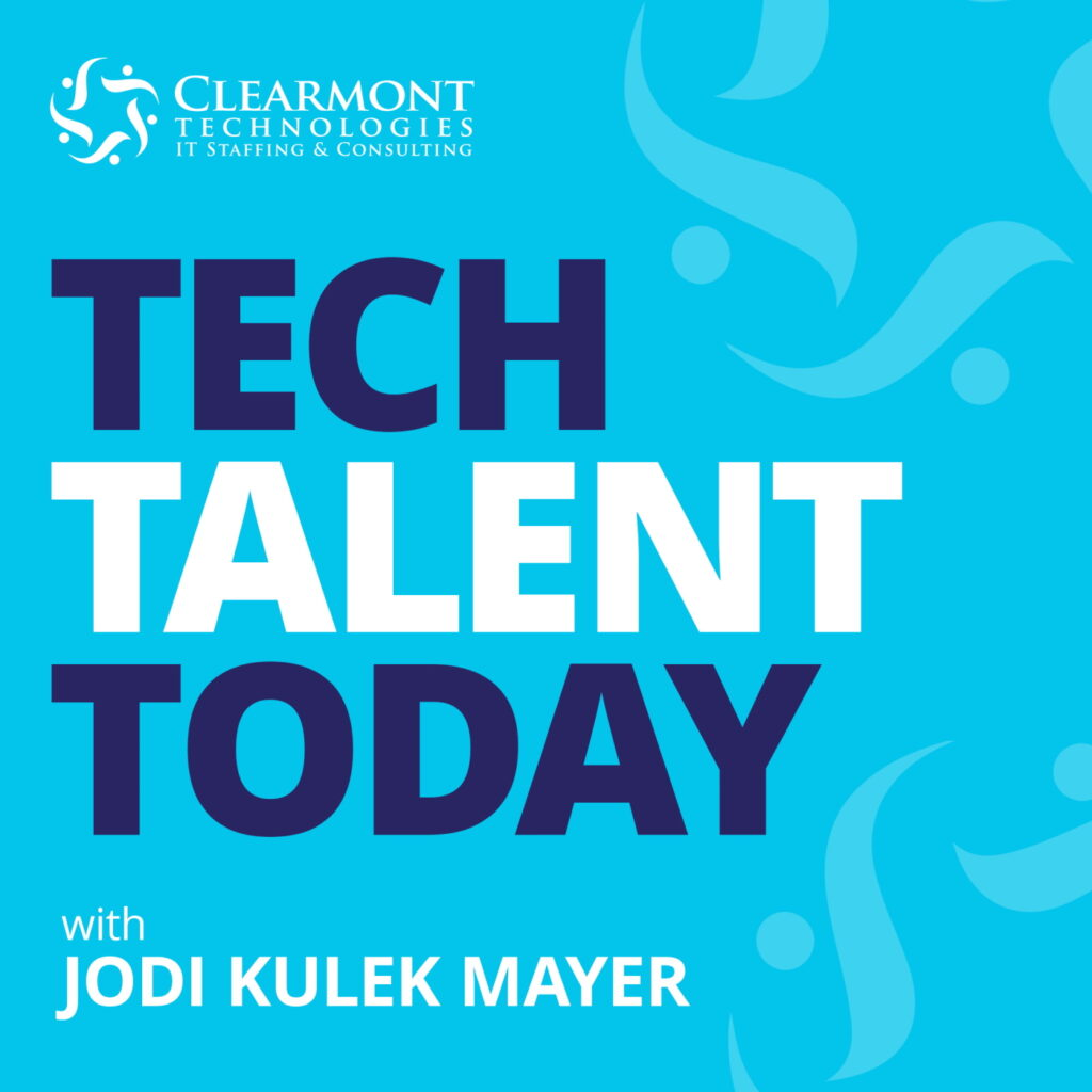 Tech Talent Today Podcast Artwork